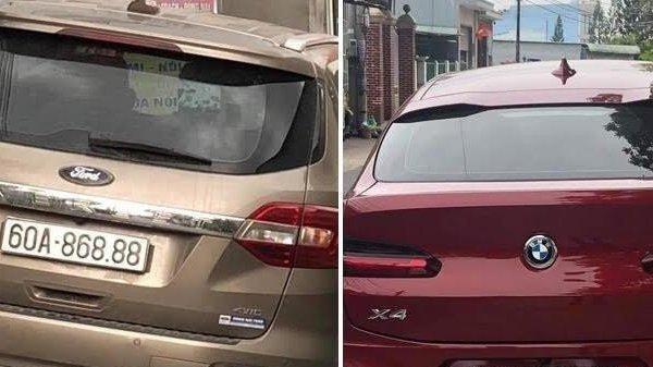 Vụ 2 ô tô trùng biển số 'siêu đẹp' ở Đồng Nai: Xác định được biển giả