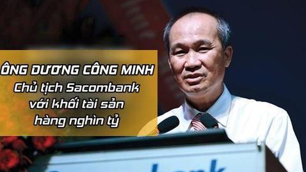 Đại gia Minh Him Lam: Chủ tịch Sacombank với giá trị tài sản hàng nghìn tỷ