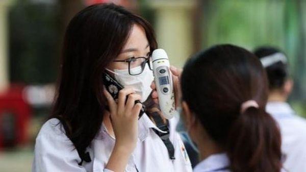 Hà Nội: 4 học sinh lớp 12 dương tính với SARS-CoV-2