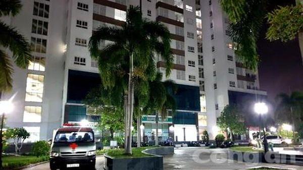 Cô gái Hàn Quốc rơi lầu 9 chung cư ở Bình Dương, tử vong