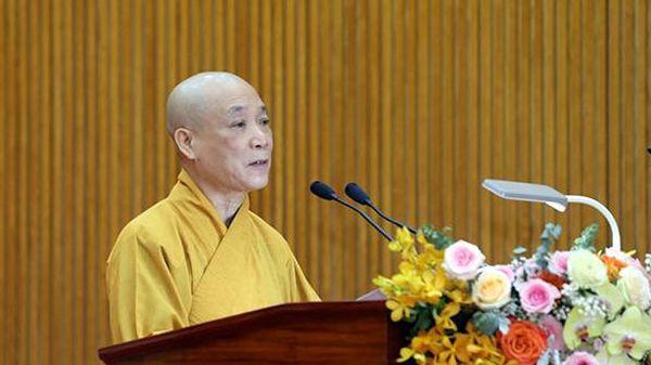 Chương trình hành động của Phó Chủ tịch Hội đồng Trị sự Giáo hội Phật giáo Việt Nam Đặng Minh Châu, ứng cử viên đại biểu Quốc hội khóa XV