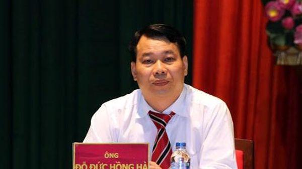 Chương trình hành động của Ủy viên Thường trực Ủy ban Tư pháp Quốc hội Đỗ Đức Hồng Hà, ứng cử viên đại biểu Quốc hội khóa XV
