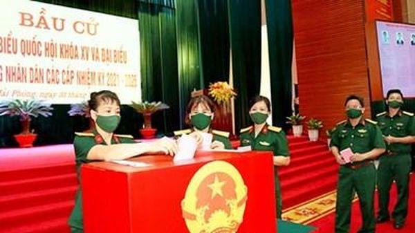 Kết quả bầu cử sẽ được báo cáo sơ bộ tại phiên họp thứ 56 của Ủy ban Thường vụ Quốc hội
