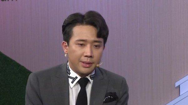Trấn Thành thừa nhận không chuyển tiền cho ca sĩ Thủy Tiên