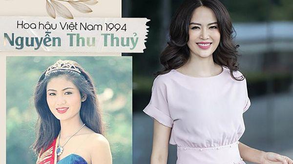Hoa hậu Thu Thủy từng nói về đám tang không nước mắt