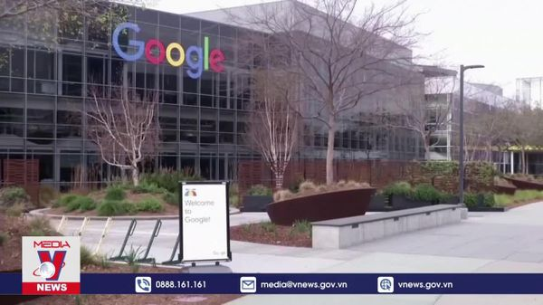Pháp phạt Google hơn 200 triệu euro