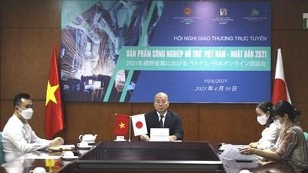 Thúc đẩy thương mại giữa Việt Nam và Nhật Bản