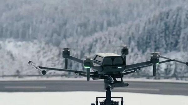 Sony công bố máy bay không người lái Airpeak S1 giá 9000 USD