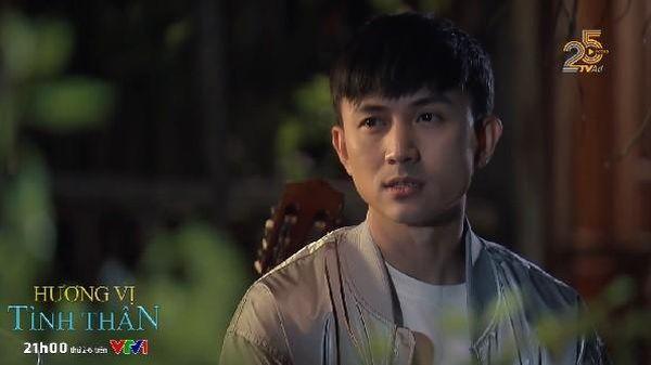 'Hương vị tình thân' tập 39: Huy nói lời yêu với Thy