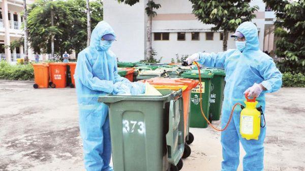 Xử lý an toàn rác thải y tế