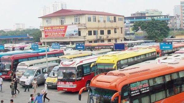 Tổng cục Đường bộ Việt Nam đồng ý lui xử phạt xe khách không lắp camera