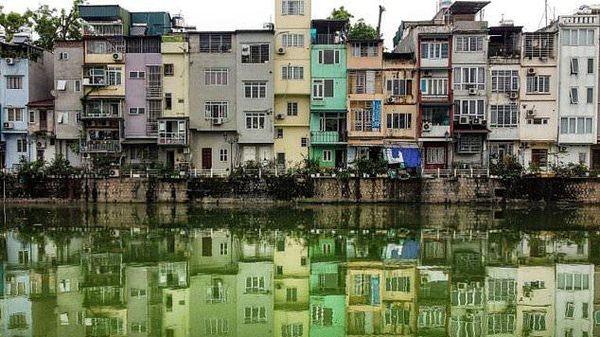 Những ngôi nhà ống Việt Nam trên báo Pháp