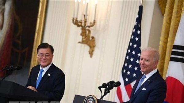 Hàn Quốc, Mỹ nhất trí mở rộng hợp tác về tăng cường chuỗi cung ứng