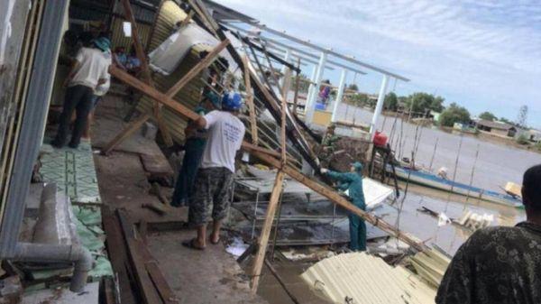 Cà Mau: 39 vụ sạt lở đất trong 6 ngày, người dân đứng ngồi không yên