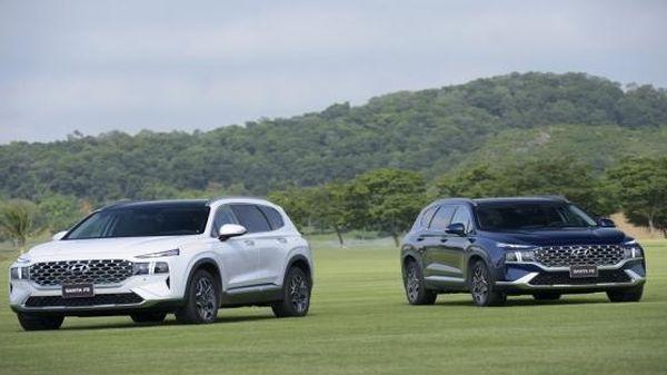 Hyundai Santa Fe thế hệ mới ghi nhận doanh số ấn tượng