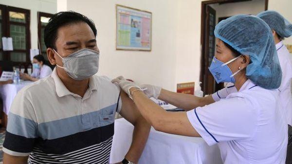 Hà Nội dự kiến hoàn thành tiêm 91.000 liều vaccine Covid-19 trong tháng 7