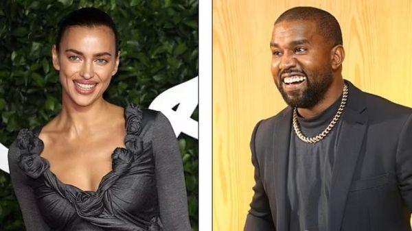 Kayne West lộ ảnh hẹn hò siêu mẫu Irina Shayk sau 4 tháng ly hôn Kim