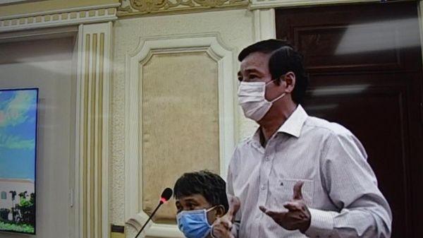 Cập nhật thông tin vụ nữ bệnh nhân ở Gò Vấp tử vong trên đường chuyển viện