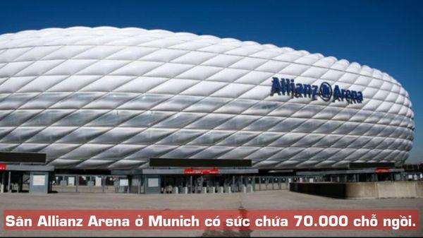 Video 11 sân bóng Euro 2020 đẹp như mơ