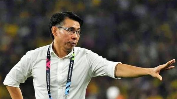 HLV Tan Cheng Hoe: 'Vắng Quang Hải là tin tốt với Malaysia'