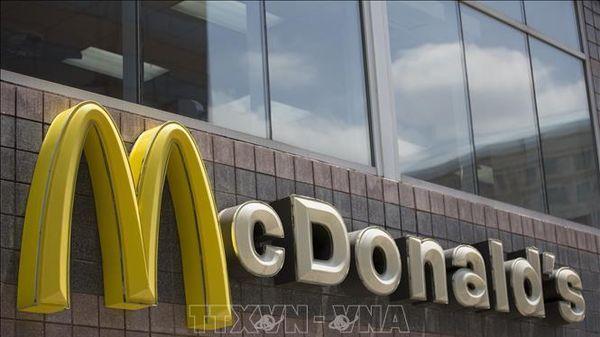 Tin tặc 'ghé thăm' chuỗi cửa hàng thức ăn nhanh McDonald's