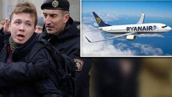 Vụ Ryanair: Anh không chứng minh được có sự tham gia của Nga