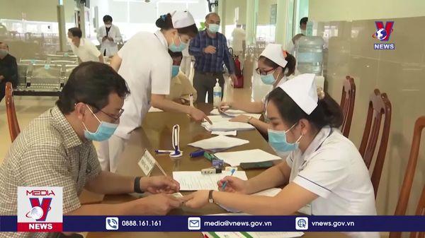Vũng Tàu tiêm vắc xin phòng COVID-19 đợt 3