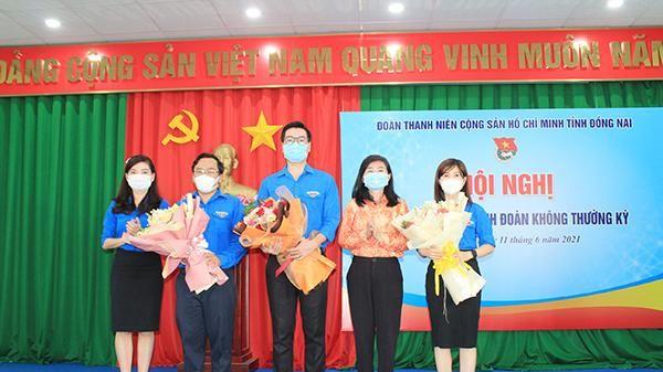 Anh Võ Văn Trung được bầu làm Phó bí thư Tỉnh đoàn khóa IX