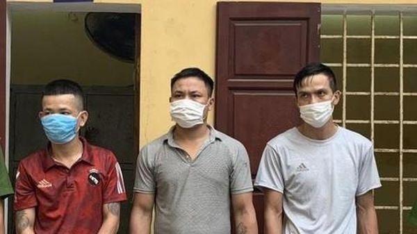 Nhóm 'siêu trộm' dùng xe bán tải đi trộm cắp tại các cơ quan, công sở