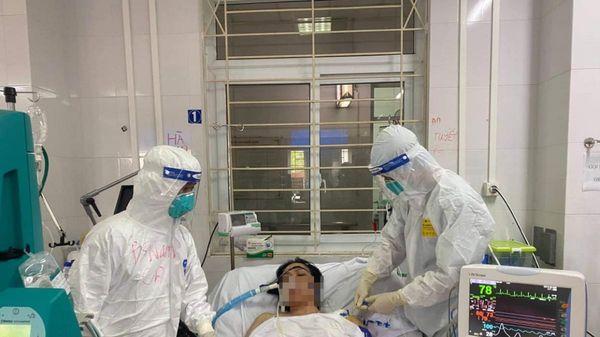 Bệnh nhân cuối cùng thở máy tại BV Phổi Bắc Giang phục hồi tốt