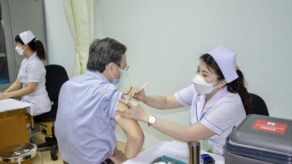 Bà Rịa - Vũng Tàu thay thế công văn về mua và cam kết sử dụng vaccine Covid-19