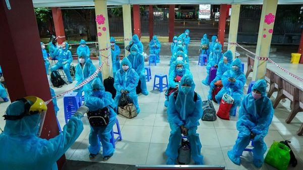 36 ca mắc COVID-19 liên quan đến chuỗi lây nhiễm cơ khí ở Hóc Môn