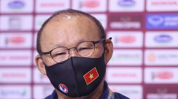 HLV Park: 'Tuyển Việt Nam sẽ thắng UAE'