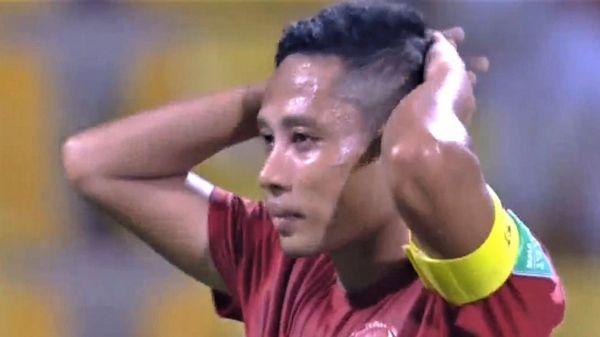 Highlights Indonesia 0-5 UAE: Evan Dimas đá hỏng 11 m