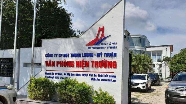 Kiến nghị mua vắc xin cho toàn bộ nhân viên dự án cao tốc Trung Lương - Mỹ Thuận