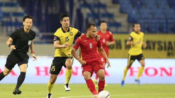 Bảng xếp hạng vòng loại World Cup 2022: Đội tuyển Việt Nam vững ngôi đầu