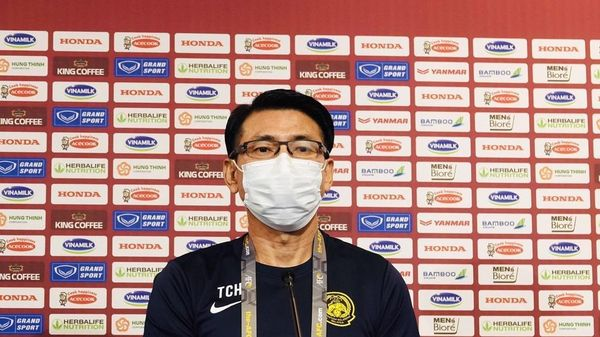 Thua tuyển Việt Nam, HLV Tan Cheng Hoe lại than Malaysia thiếu may mắn