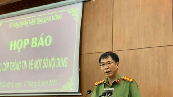 Hơn 100 người Trung Quốc làm việc không phép tại dự án điện gió ở Đắk Nông