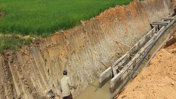 Thanh tra tỉnh Đắk Nông vào cuộc vụ công trình thủy lợi 90 tỉ 'có vấn đề'