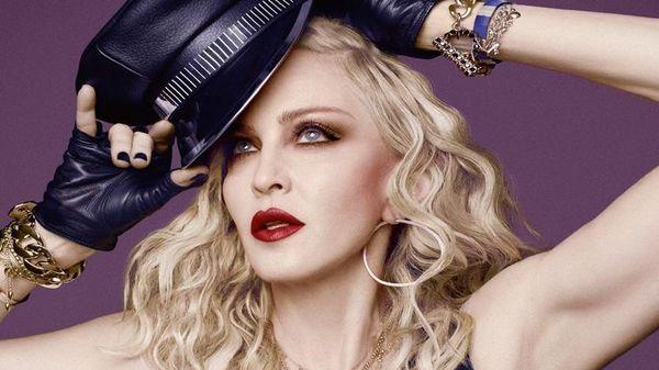 Madonna nổi loạn để trở thành ngôi sao