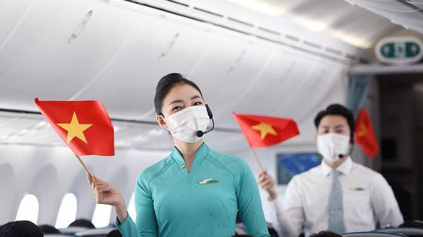 Cổ phiếu Vietnam Airlines tăng giá ngay sau tin được vay 4.000 tỷ đồng