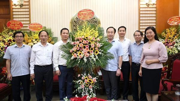 Báo Điện tử Chính phủ tổ chức gặp mặt nhân kỷ niệm ngày 21/6