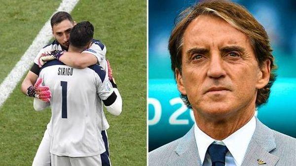 Tại sao hành động thay thủ môn ở phút thứ 89 của HLV đội tuyển Ý được gọi là 'đẳng cấp'?