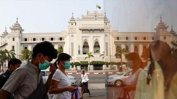 Số ca mắc mới COVID-19 ở Myanmar tăng mạnh, cao nhất từ sau cuộc đảo chính