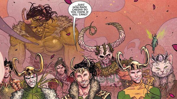 Hulk Loki và Viking Loki, hai biến thể comics của Loki trên MCU là gì?