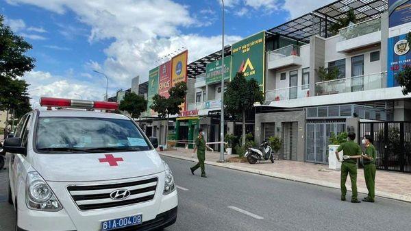 Hai người chết trong trụ sở Công ty địa ốc Khang An ở Bình Dương