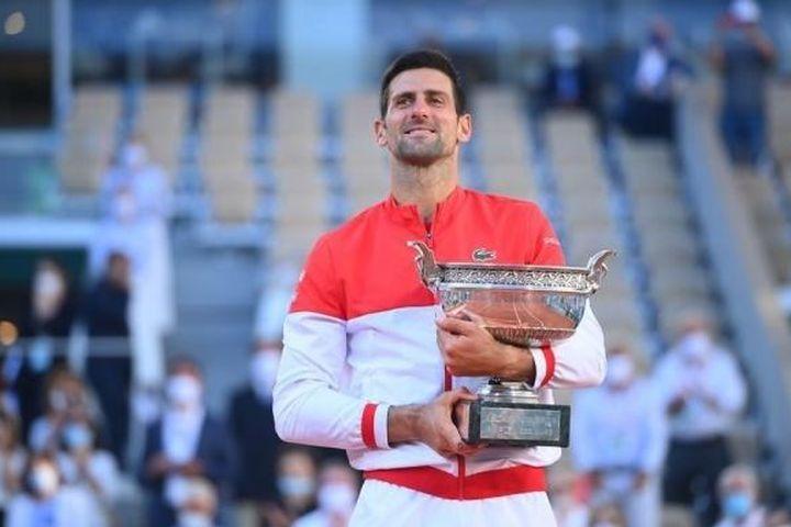 Ngược dòng ấn tượng, Djokovic vô địch Roland Garros 2021