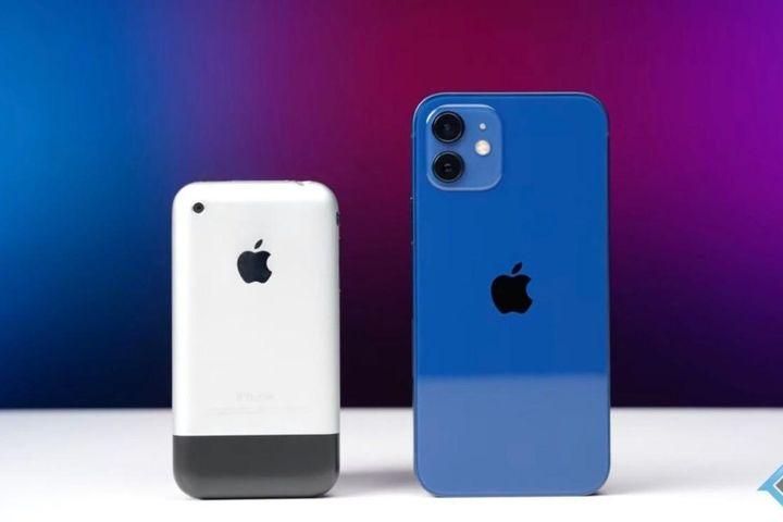 So sánh hiệu năng iPhone 12, iPhone đời đầu và cái kết không bất ngờ