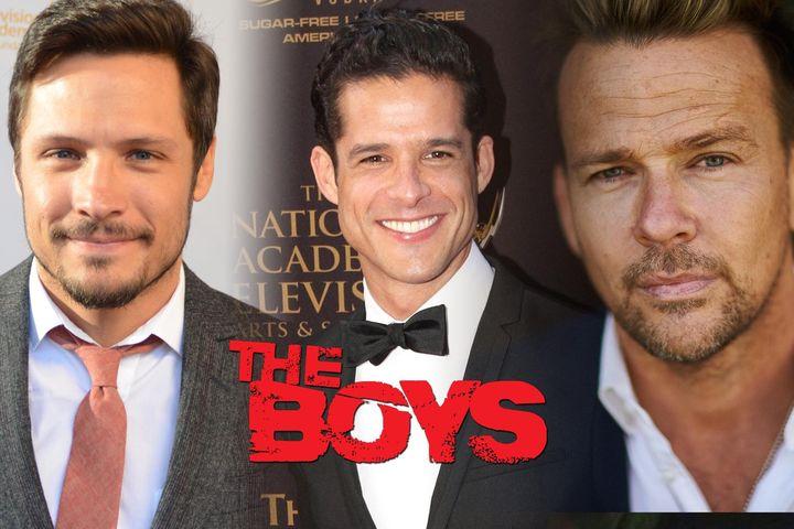 The Boys bổ sung một lúc ba siêu anh hùng