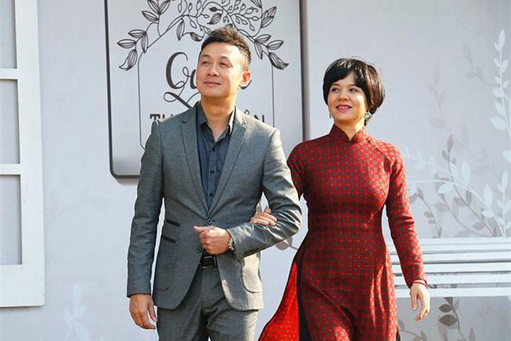 MC Anh Tuấn nói về Diễm Quỳnh: Nhiều lần chúng tôi cãi nhau ra trò! - Báo VietnamNet